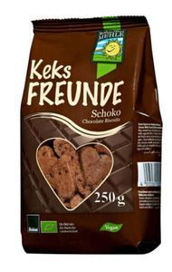 Ciasteczka czekoladowe BIO 250g Bohlsener Muehle - 2862567981