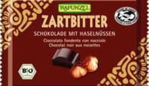 Czekolada gorzka z orzechami BIO 100 g Rapunzel - 2863827838