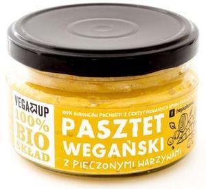 Pasztet wegański z pieczonymi warzywami BIO 190g Vega Up - 2863989955