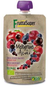 Przecier owocowy Granat-Acai Frutta Super BIO 120g Natura Nuova - 2865191840