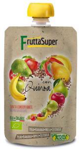 Przecier owocowy Gruszka-banan-jabłko-quinoa Frutta Super BIO 120g Natura Nuova - 2865191841