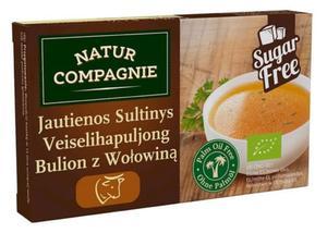Kostki wołowe BIO 96g Natur Compagnie - 2865191846