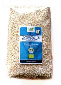 Amarantus ekspandowany BIO 150g Bio Planet - 2825279873