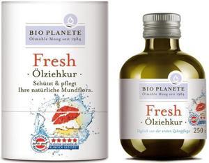 Olej do płukania ust BIO 250ml Bio Planete - 2865644531