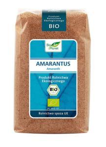 Amarantus ziarno 500g BIO Bio Planet - 2825279879