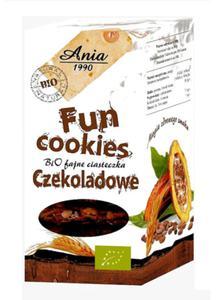 Fun Cookies Kakaowe 120g BIOANIA - 2825279883