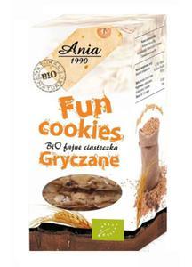 Fun Cookies Gryczane 120g BIOANIA - 2825279884