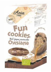 Fun Cookies Owsiane 120g BIOANIA - 2825279886
