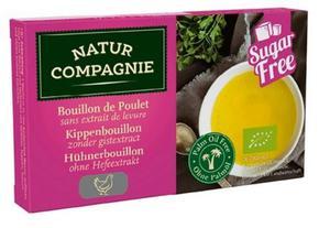 Kostki drobiowe bez cukru BIO 80g Natur Compagnie - 2868611568