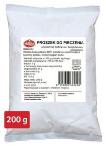Proszek do pieczenia bezglutenowy BIO 200g Amylon - 2870030356