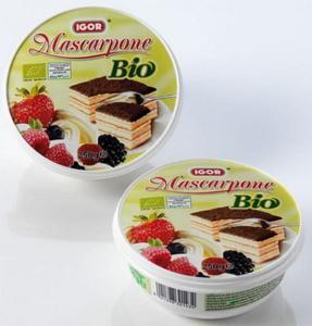 Ser Mascarpone BIO 250g Bio Igor - 2873180075