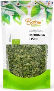 Moringa suszone liście BIO 50g Batom - 2873799055