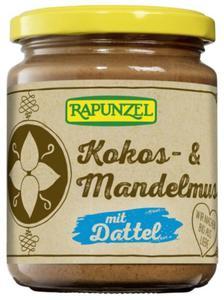 Krem Kokosowo - migdałowy z daktylami BIO 250g Rapunzel - 2874124136