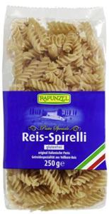 Makaron ryżowy razowy Świderki bezgluten. BIO 250g Rapunzel - 2874124137