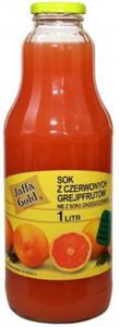 Sok z czerwonych grejpfrutów BIO 1l Jaffa Gold - 2875801473