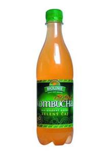 Napój Kombucha z zielonej herbaty BIO 500ml Bio Linie - 2825279952