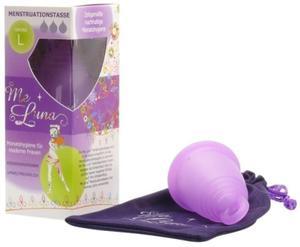 Kubeczek menstruacyjny rozmiar L Me Luna - 2876962935
