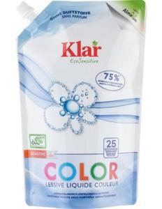 Płyn do prania kolor Eco 2l Klar - 2876962939