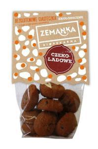 Ciasteczka z czerwonej soczewicy z czekoladą bezgl. BIO 100g Zemanka - 2876962945