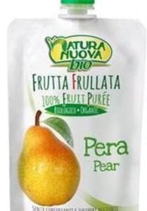 Przecier gruszkowy 100% BIO 100ml Natura Nuova