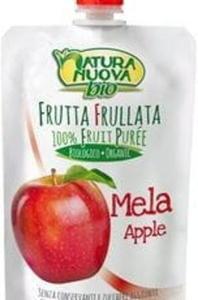 Przecier jabłkowy 100% BIO 100ml Natura Nuova - 2877186696