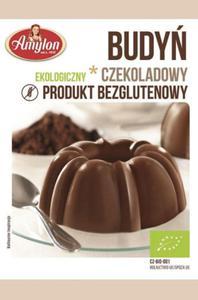 Budyń czekoladowy bezgl. BIO 40g Amylon - 2825279965
