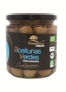 Oliwki zielone bez pestki BIO 350g Campomar Nature - 2835856349