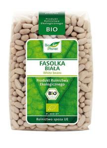 Fasolka biała BIO 400g Bio Planet - 2853358397