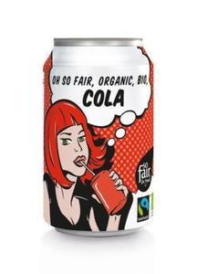 Cola BIO 330ml OXFAM - 2870030337