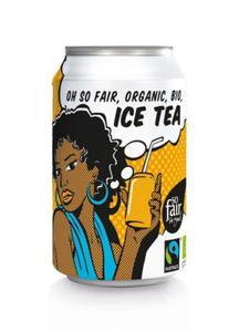 Ice Tea BIO 330ml OXFAM - 2877490043