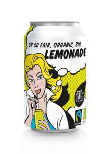 Lemoniada BIO 330ml OXFAM - 2875801456