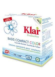 Proszek do prania kolor BIO 1,375kg Klar - 2825280142