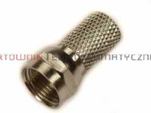 Wtyk typu F nakręcany 5,5 mm  - 1629406849