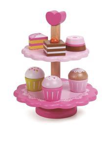 Patera - zestaw ciastek na paterze - 2845265627