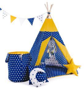"""Namiot TIPI dla dziecka """"Gwiazdka z nieba"""" - 2856725208"""