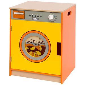 Pralka drewniana - meble dla dzieci - 2845265522