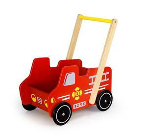 Pchacz wóz strażacki chodzik - 2847839297
