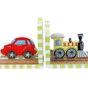 Podpórki na książki Transport - 2840791069