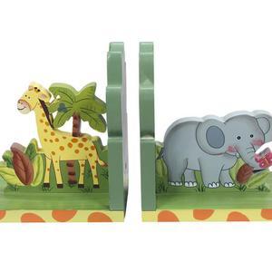 Podpórki na książki Słoneczne safari - 2840791083