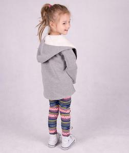 Oryginalna markowa bluza dziecięca 'Oli' Carlo Lamon - Melanż - 2601031927