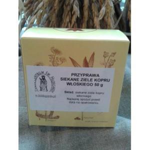 Siekane ziele kopru włoskiego - przyprawa 50g - 2504638592