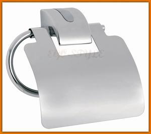 Uchwyt na papier toaletowy CASCATA E15 FERRO wieszak - 2884361715