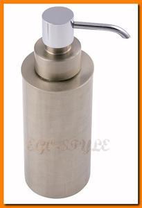 Dozownik na mydło 6178.0 NOVATORRE 1 FERRO metalowy stojący - 2884361816
