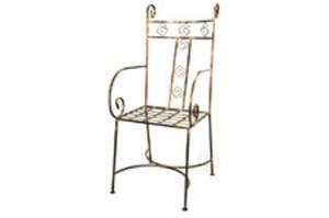 Kuty, ogrodowy fotel, krzesło z podłokietnikami k1190 - 2832951214