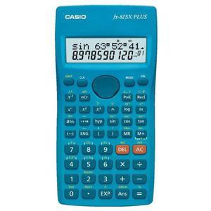 Kalkulator Casio, FX 82SX PLUS, niebieska - 2834725870