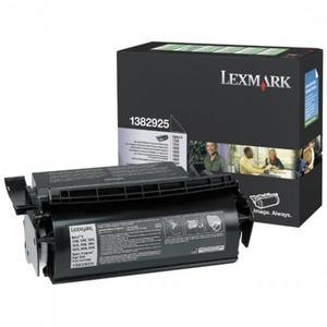 Lexmark oryginalny toner 1382925, black, 17600s, return, Lexmark Optra S 1250, 1620, 1855, 2420 - 2828176816