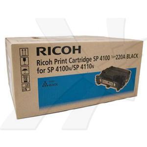 Ricoh oryginalny toner 402810, 403180, 407008, black, 15000s, Ricoh SP 4100, N, 4110, N - 2828177177