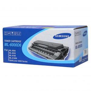 Samsung oryginalny toner ML-6000D6, black, 6000s, Samsung ML-6000, 6050, 6100 - 2828177186