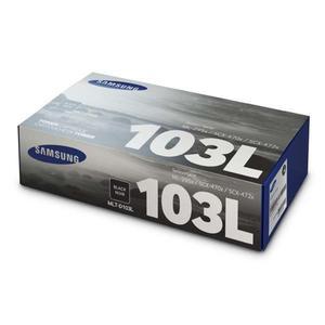 Samsung oryginalny toner MLT-D103L, black, 2500s, high capacity, Samsung ML-2950, ML-2955, SCX-4705, SCX-4727, SCX-4728 - 2828177190