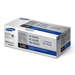 Samsung oryginalny toner MLT-D119S, black, 2000s, Samsung ML-1610, 2010, 2510, 2570, SCX-4321, 4521 - 2828177201